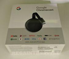 Google GA00439-CA 1080p Chromecast - Black
