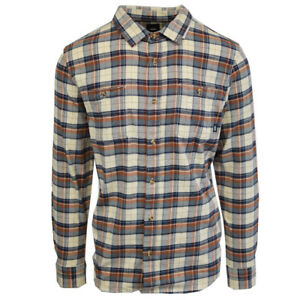 Vans-Off-The-Wall-Natural-Sequoia-Banfield-III-L-S-Flannel-Shirt-Retail-54-50