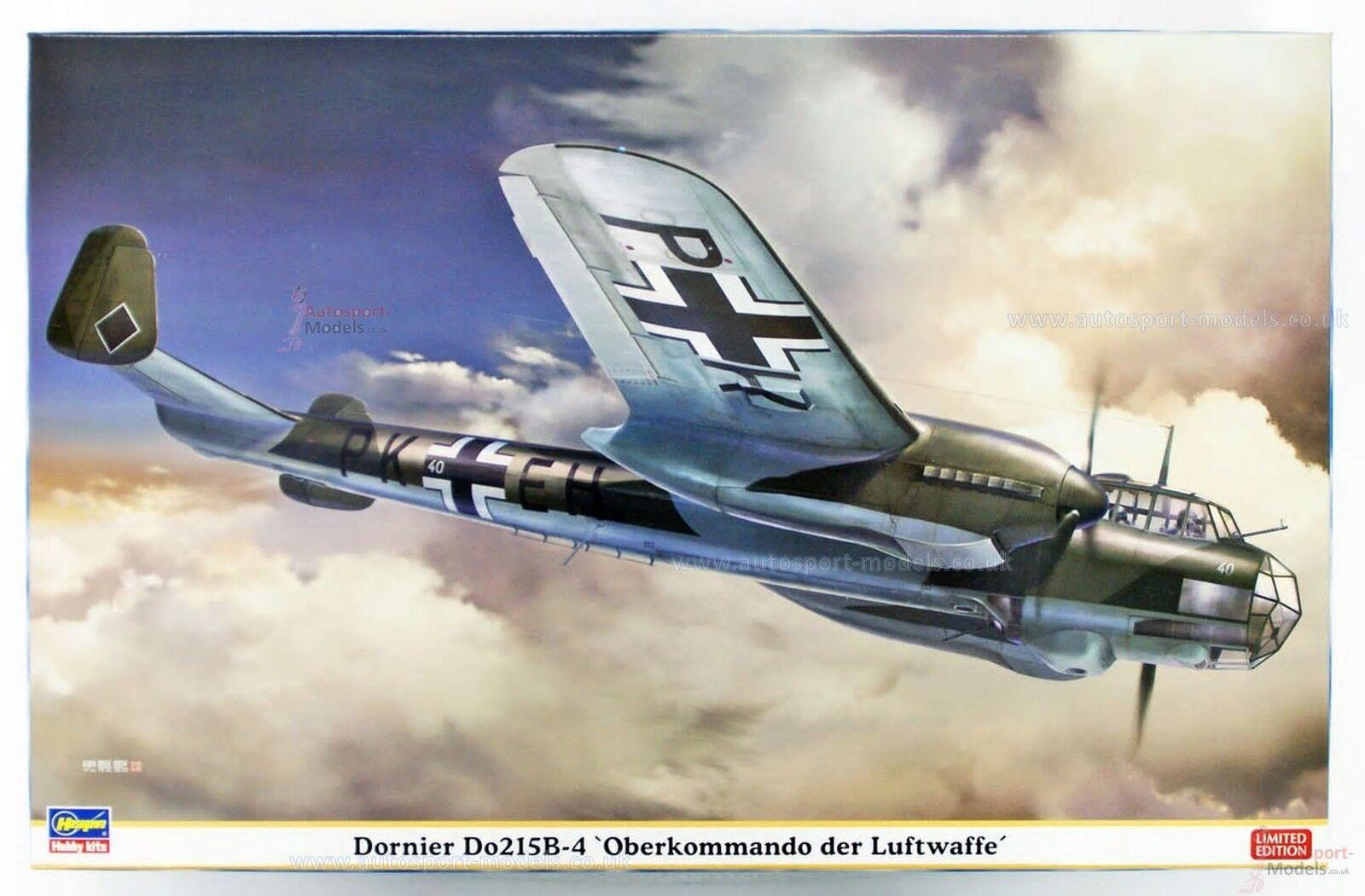 1 48 WWII Dornier Do215B-4 Oberkommando der Luftwaffe model kit by Hasegawa