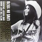 Emmylou Harris Live in 1978 Double LP Vinyl 33rpm