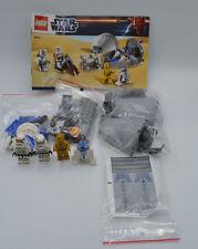 LEGO Droid Escape Star Wars Set 9490 mit Minifiguren & Bauanleitung komplett