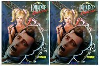 2 Lollipop Chainsaw Game Keychain Juliet Starling Ps3 Xbox 360 Swag Lot - -