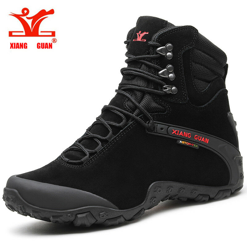 Winter Hiking Boots Outdoor Camping Sneakers Athletic Trekking Climbing Boots Scarpe classiche da uomo