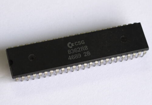 New Commodore 8362R8 Amiga Denise OCS video chip, PAL