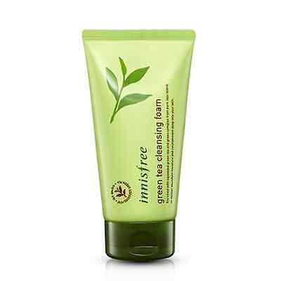 [Innisfree] GREEN TEA CLEANSING FOAM 150ml