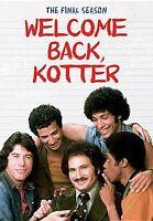 WELCOME BACK KOTTER: THE FINAL SEASON - DVD - Region 1 Sealed