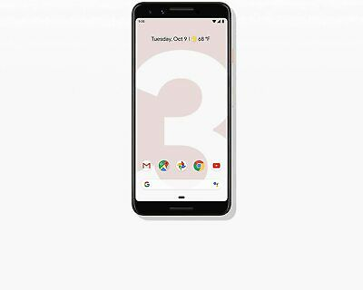 Google - Pixel 3 with 64GB Memory Cell Phone (Unlocked) - Not Pink - New SEALED    eBay