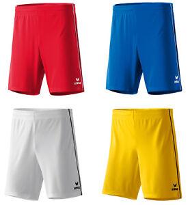 Details zu ERIMA Herren Kinder Sporthose Short Innenslip Classic kurze Hose Shorts 128 XXL