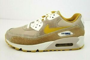 Details about Nike Wmns Air Max 90 Wheat Gold Sail AT4968 200 New Women's Shoes Multi Size