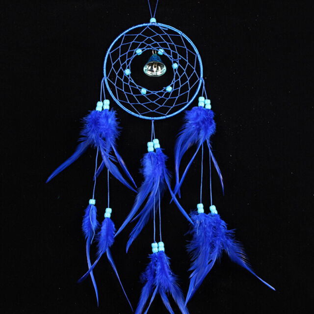 Dream Catcher with Feathers Car Wall Hanging Decoration Ornament Craft Gift BEHW