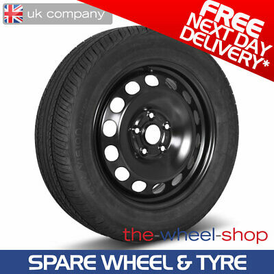 """2009-2018 Renault scenic New Full Size Spare Wheel /& Tyre 16/"""" Jack /& Spanner"""