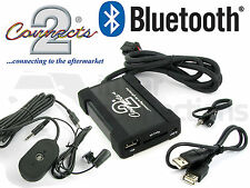 Ford Galaxy Bluetooth streaming adapter handsfree calls CTAFOBT003 AUX USB Sony