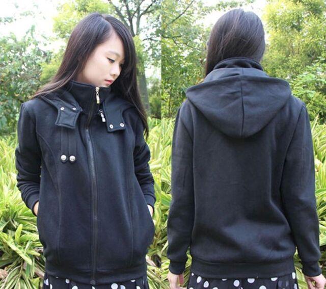 Anime Tokyo Ghoul Kaneki Ken Unisex Jacket Casual Sweatshirt Hoodie Coat#R-Z12