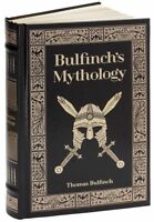 Bulfinch's Mythology The Age Of Fable/ Chivalry/charlemagne Leatherbound