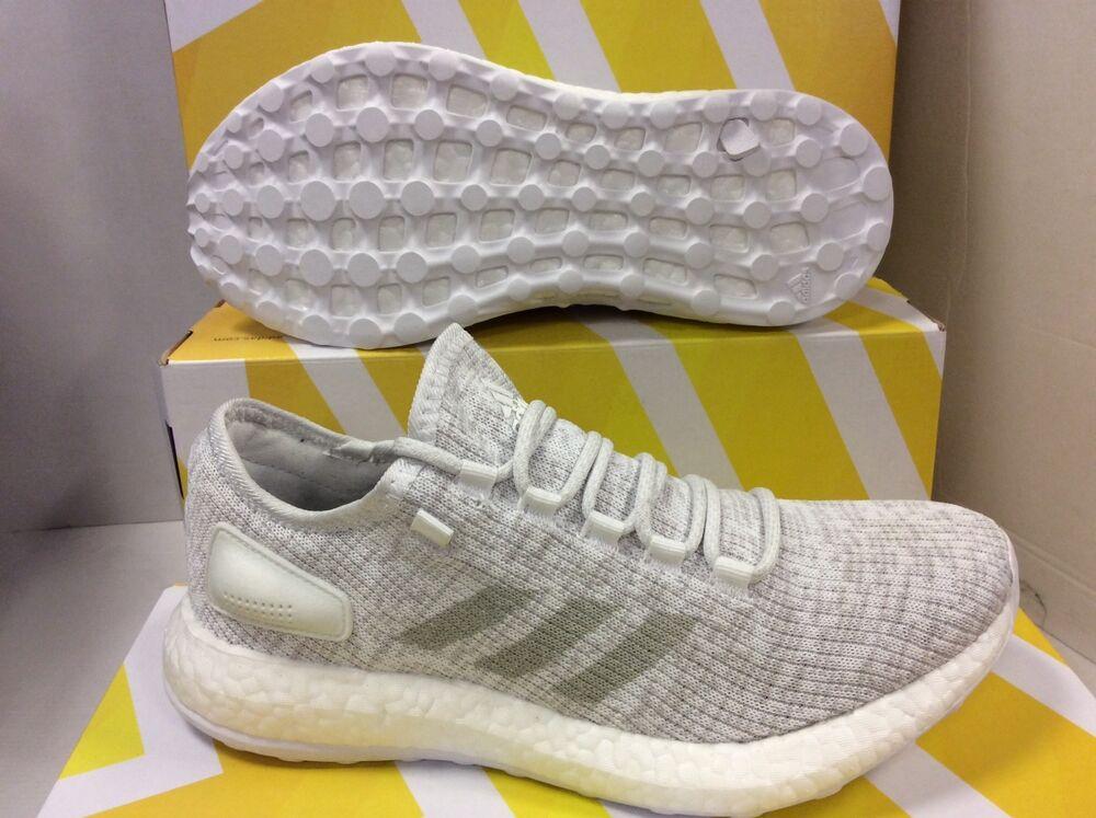 Adidas PurerenObligerr Léger Homme fonctionnement Baskets BA8893, Taille UK 6.5/EU 40-