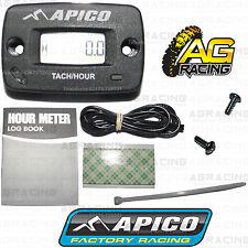 Apico Hour Meter Tachmeter Tach RPM Without Bracket For Yamaha DT DTR TDR TZR