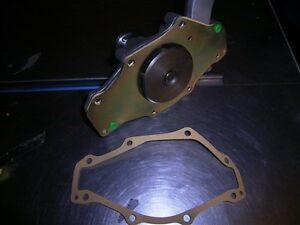 HOLDEN-V8-WATER-PUMP-BLUE-BLACK-VH-VK-VL-VN-VP-VQ-VR-VS-VT-COMMODORE-WP1000