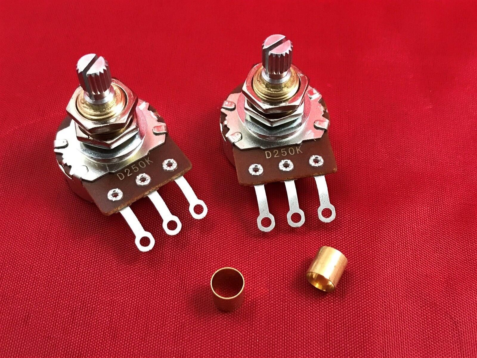 Reverse Control Fender Telecaster Wiring Kit PIO Tone Cap Cap Cap 250K Pots c4a732