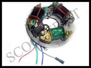 Business & Industrial Vespa 6V Point Type Stator 5 Wire ... on lamborghini super, maserati super, aprilia super,