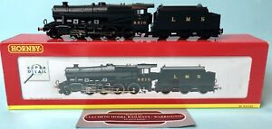 HORNBY-039-OO-039-GAUGE-R2228-LMS-BLACK-2-8-0-CLASS-8F-NO-8510-SUPER-DETAIL-LOCO-BOXED