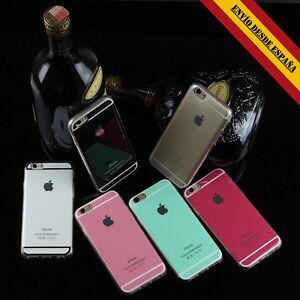 FUNDA-BRILLANTE-SILICONA-IPHONE-6-6S-ROSA-VERDE-BLANCA-NEGRA-FUCSIA-ORO-TPU