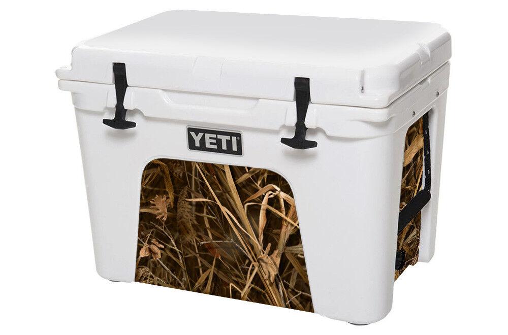 USATuff Cooler Decal Wrap fits YETI Tundra 110qt Lower Insert Wing Camo