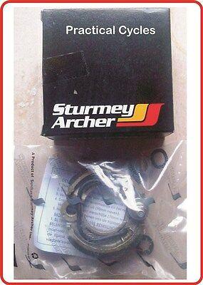 HSB282 Sturmey Archer Drum Brake Shoe Service Kit 70mm or 90mm HSB356