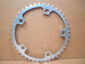 First Generation New-Old-Stock Shimano SuperGlide Chainring..42T and 130mm BCD