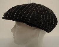 Lucky 13 Newsboy Ivy Irish Cabbie Hat Gatsby Golf Hat Cap Flex Fit Stretch