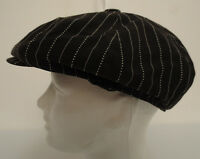 Lucky 13 Newsboy Ivy Irish Cabbie Hat Gatsby Golf Hat Cap Flex Fit Stretch