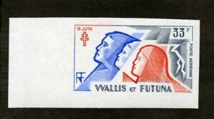 Wallis-et-Futuna-Stamps-C94-XF-OG-NH-Imperf