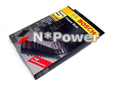 BOSCH TIMING CAM BELT FOR MAZDA 929 1.1986-06.1987 2.0L Turbo FE
