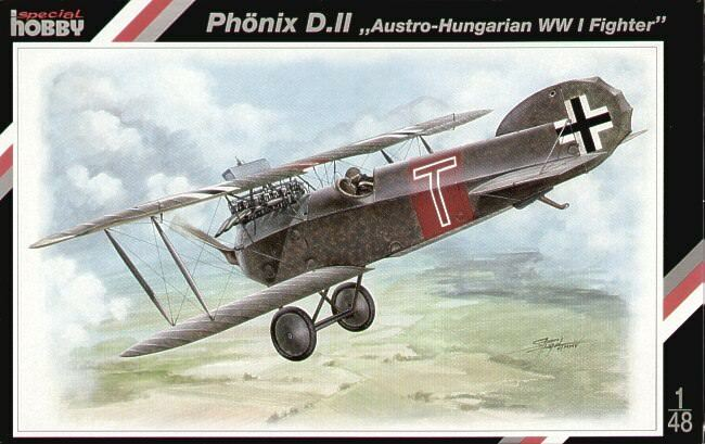 Special Hobby 1 48 Phonix D.II 'Austo-Hungarian WWI WWI WWI Fighter'   abf43c
