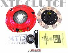 XTD STAGE 3 HD DUAL FRICTION CLUTCH KIT 04-06 LANCER RALLIART /OUTLANDER 2.4L
