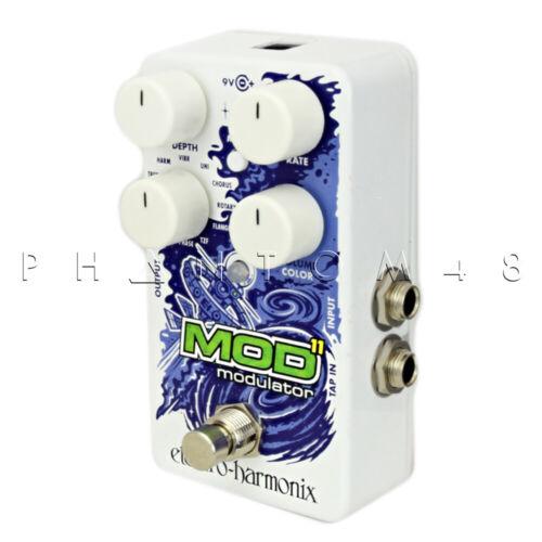 11 Modulation Effects Electro-Harmonix Mod 11 Modulation Multi-Effects Pedal