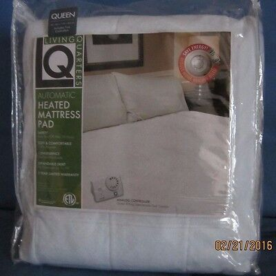 New Biddeford Living Quarters Queen Size Electric Heated