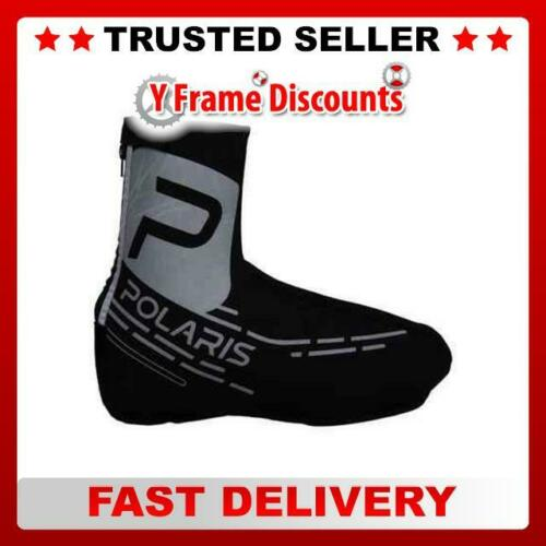 Polaris New Thermatek Bike Cycle Cycling Overshoes Shoe Cover in Various Sizes