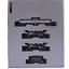 Kato-10-1426-TAKI25000-HOKI5700-Iida-Line-Freight-4-Cars-Set-N miniature 1