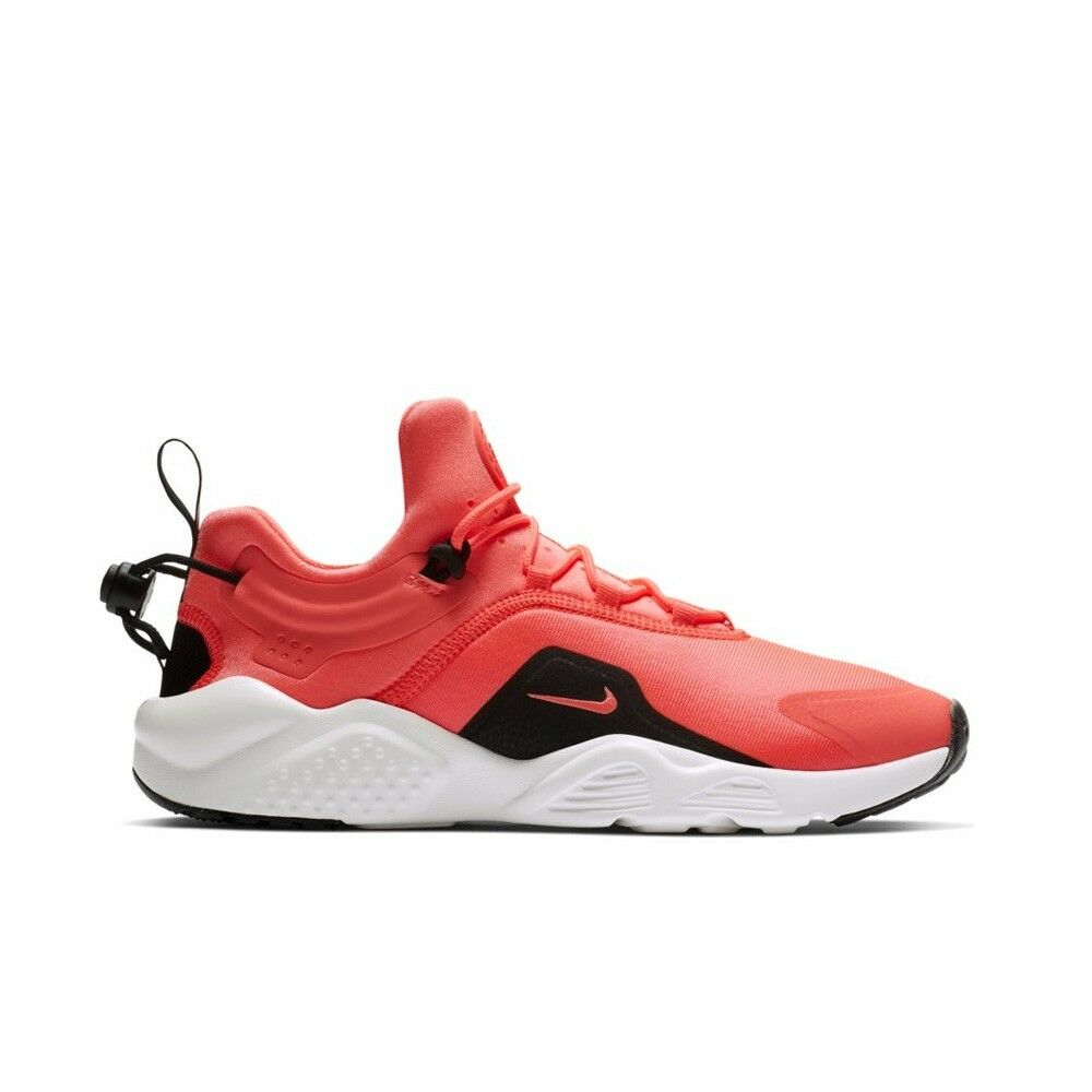Nike Air Huarache City Move (Lava Glow Lava Glod-Black-Summit White) Women shoes