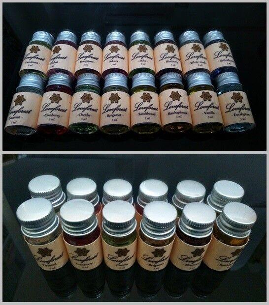 Therapeutic Grade Essential Oils 5ml Aromatherapy Free Shipping