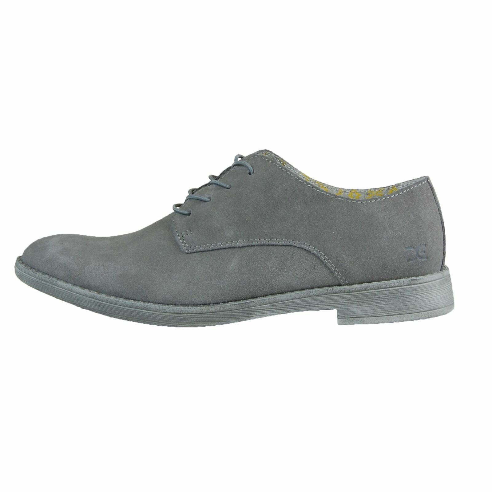 Hey Dude shoes Mens Volterra Suede Fume Derby shoes