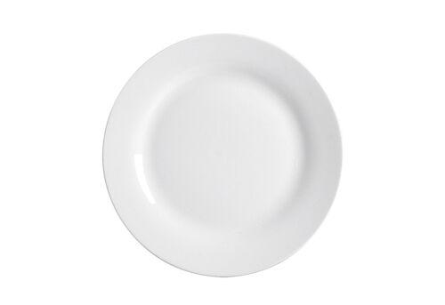Petit déjeuner Assiette Classico Petit déjeuner Assiette Petit-Blanc Diamètre 19 cm NEUF