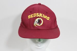 Image is loading Vintage-WASHINGTON-REDSKINS-Team-NFL-Football-Snapback-Hat 8db665c6c
