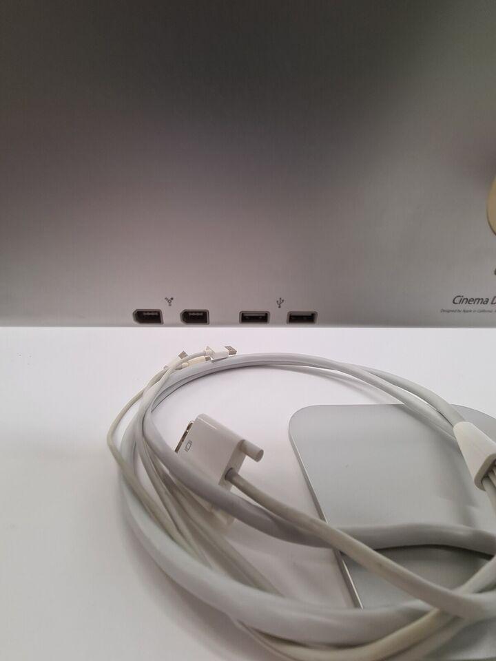 Apple, fladskærm, Apple A1081