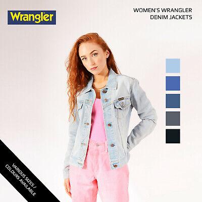 XXL NEUF pour Femmes Veste en jeans d/élav/é Moyen Bleu Taille S