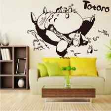 Anime My Neighbor Totoro WALL STICKERS Waterproof bedroom Bed Stickers Cos New