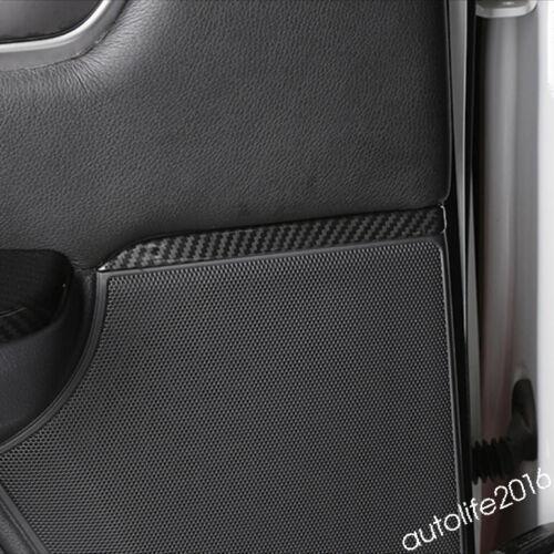 Accessories Inner Door Speaker Audio Strip Cover For Honda CRV CR-V 2017-2019