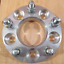 """5x105 to 5x4.5 5x114.3 USA Made Wheel Adapters 1/"""" Thick 12x1.5 Stud x2 Spacers"""