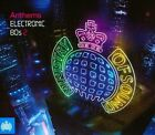 Anthems: Electronic '80s, Vol. 2 [Digipak] by Various Artists (CD, Nov-2010, 3 Discs, Ministry of Sound)