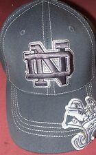 "NCAA Notre Dame Fighting Irish Top of the World ""NCAA Slate One-Fit Cap Hat OSFM"